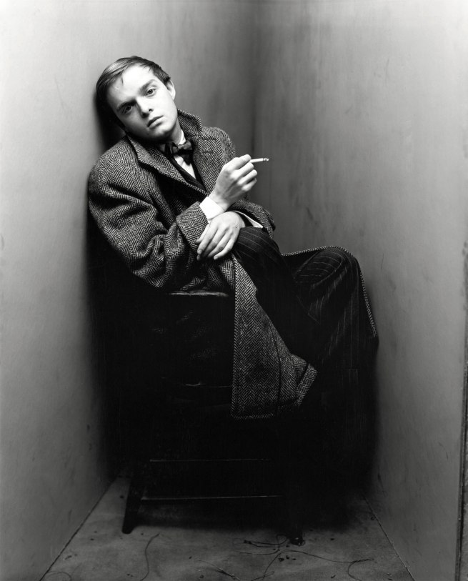 Irving Penn (American, Plainfield, New Jersey 1917-2009 New York) 'Truman Capote, New York' March 5, 1948