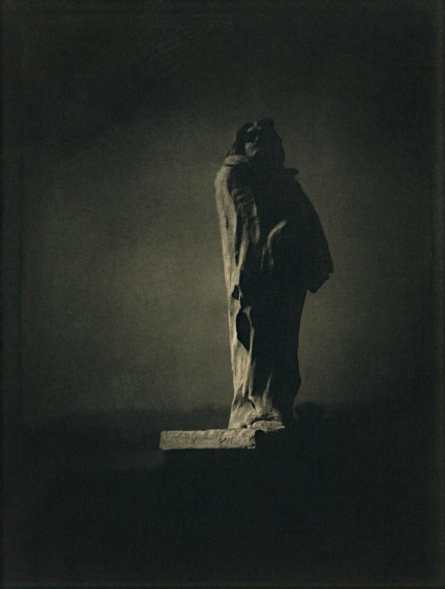 Edward J. Steichen (American, born Luxembourg, 1879-1973) 'Balzac, The Open Sky - 11 P.M.' 1908