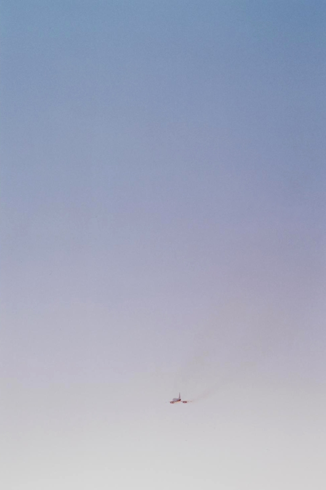 Wolfgang Tillmans (German, born 1968) 'Concorde L433-11' 1997