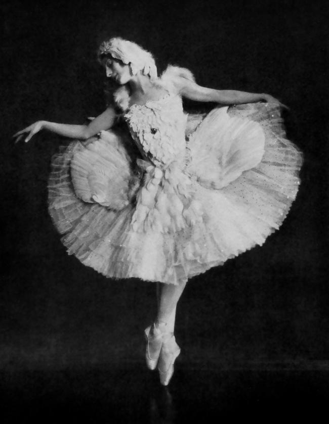 Hänse Herrmann (Berlin) 'Anna Pavlova' c. 1928