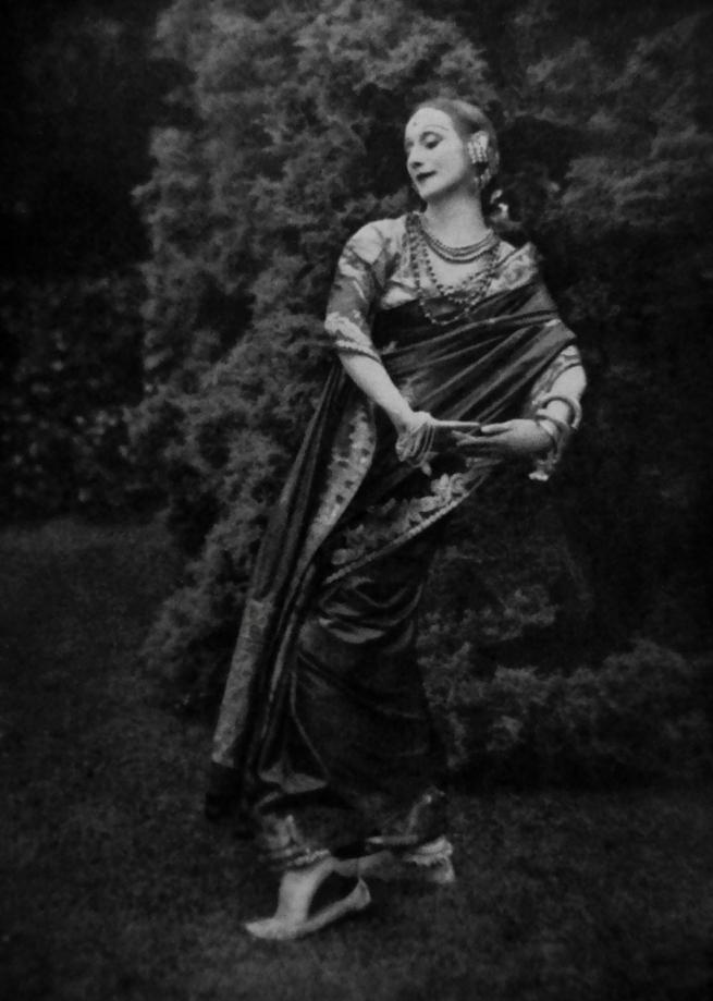 E. O. Hoppé(London) 'Anna Pavlova' c. 1928