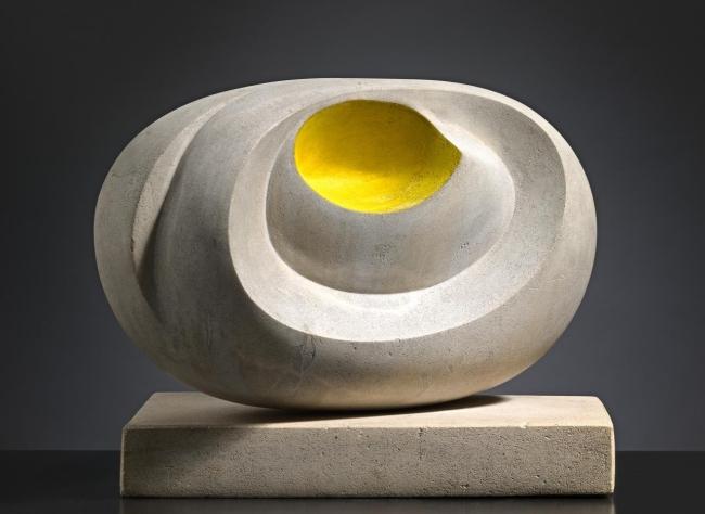 Barbara Hepworth (England 1903-75) 'Eidos' 1947