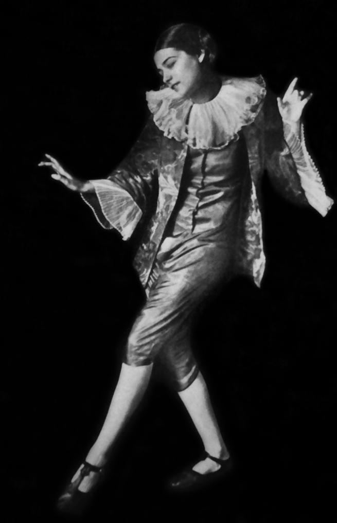 Hugo Erfurth (Dresden) 'Clotilde von Derp-Sacharoff' c. 1928
