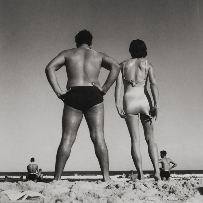 Max Dupain (Australia 1911-92) 'Bondi' 1939, printed c. 1975