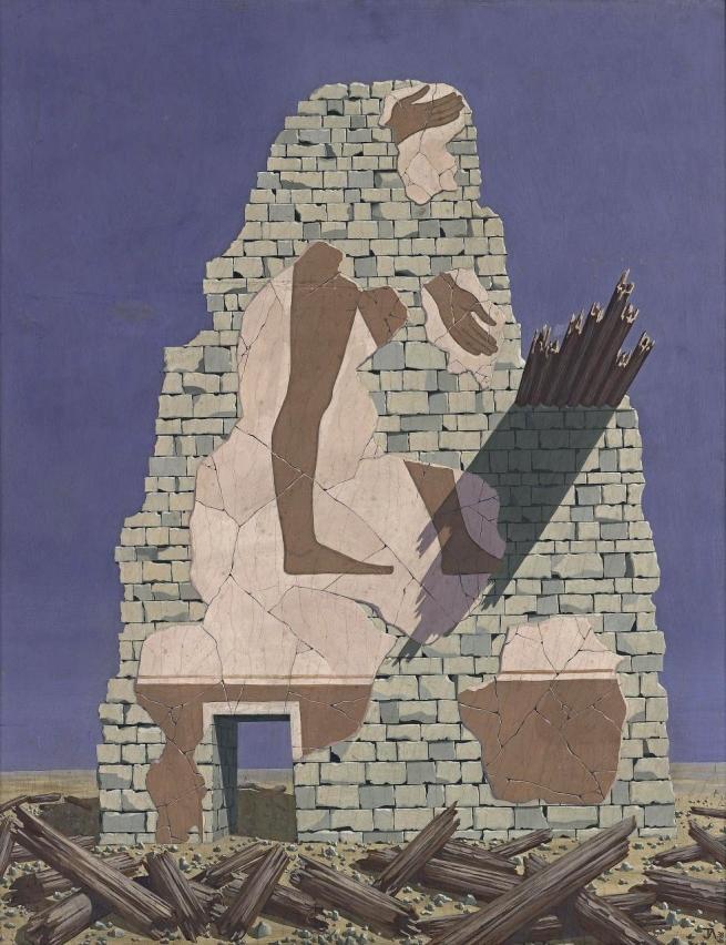 John Armstrong (England 1893-1973) 'Invocation' 1938