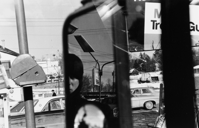 Lee Friedlander (born United States 1934) 'Hillcrest, New York' 1970, printed c. 1977