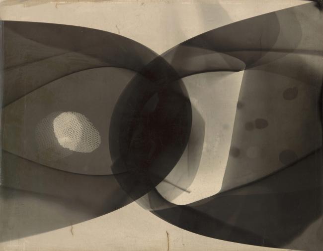 László Moholy-Nagy (1895-1946) 'Photogram' 1941