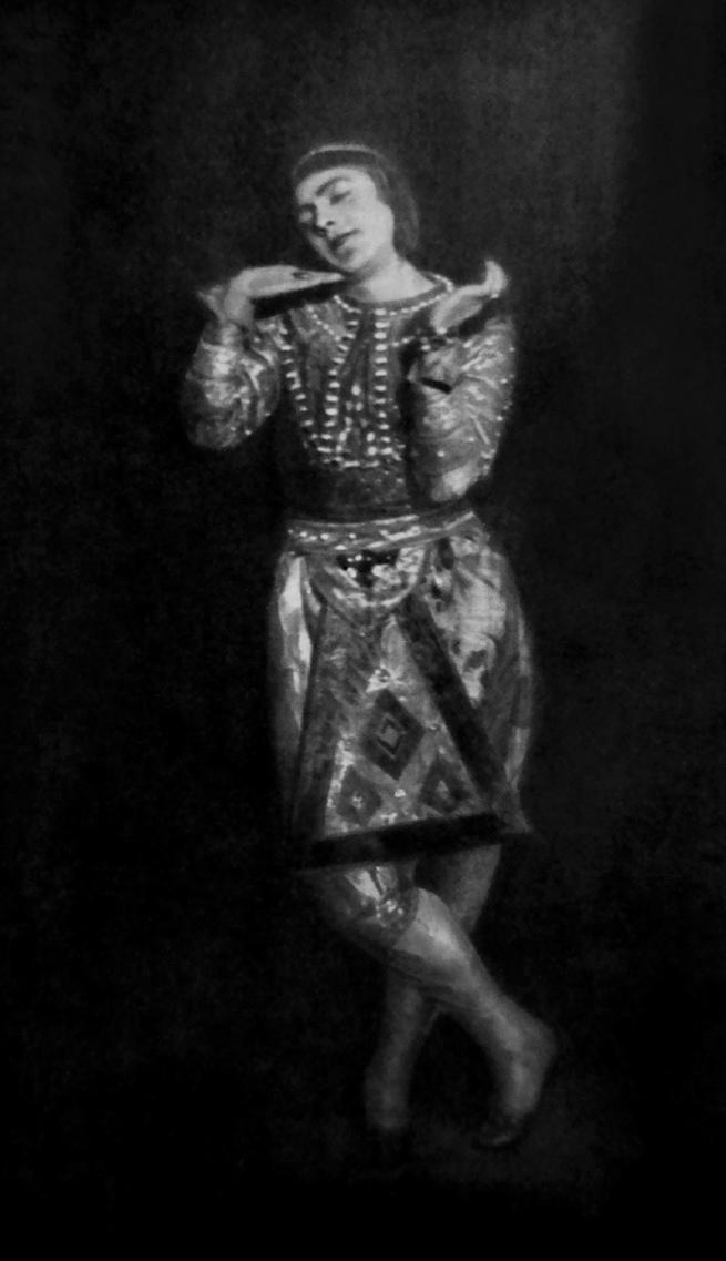 E. O. Hoppé (London) 'Nijinski' c. 1928
