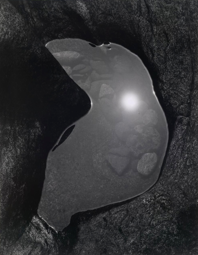 Paul Caponigro (born United States 1932) 'Nahant, Massachusetts' 1965