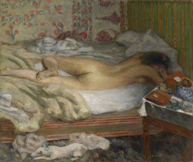 Pierre Bonnard (France 1867-1947) 'Siesta' 1900