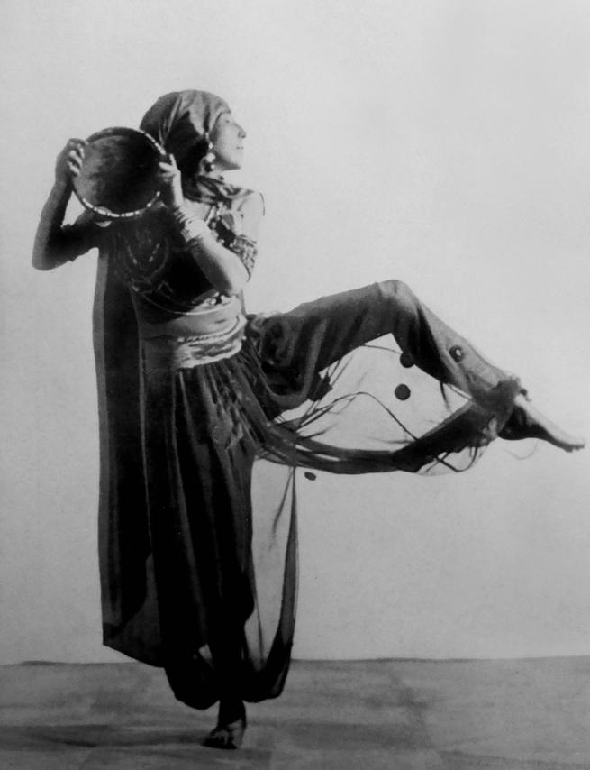 Hugo Erfurth (Dresden) 'Sent M'Ahesa' c. 1928