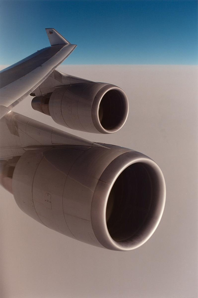 Wolfgang Tillmans (German, born 1968) 'JAL' 1997