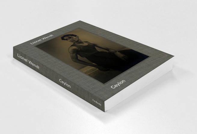 'Lionel Wendt: Ceylon' book cover
