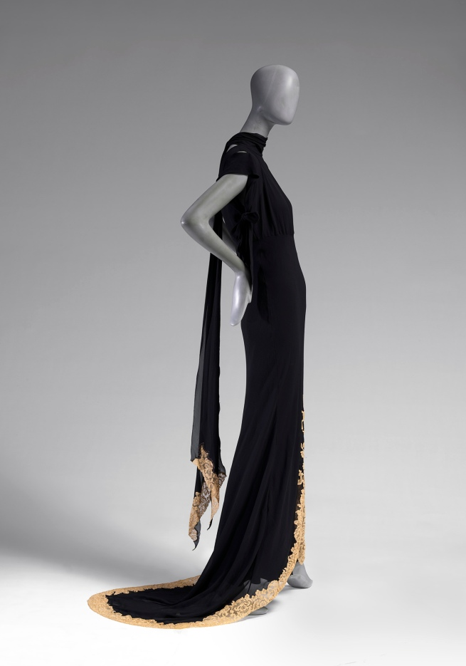 Randille, Melbourne (maker) active 1930s 'Night gown' c. 1938