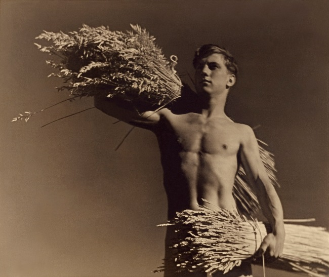Keast Burke (New Zealand 1896 - Australia 1974, Australia from 1904) 'Harvest' c. 1940