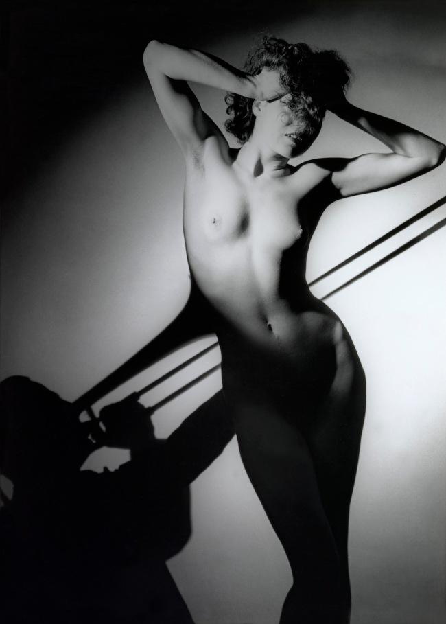 Max Dupain (Australia 1911-92) 'Hot rhythm!' 1936