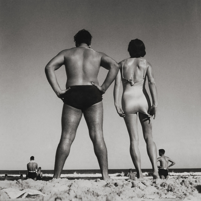 Max Dupain (1911-1992) 'Bondi' 1939