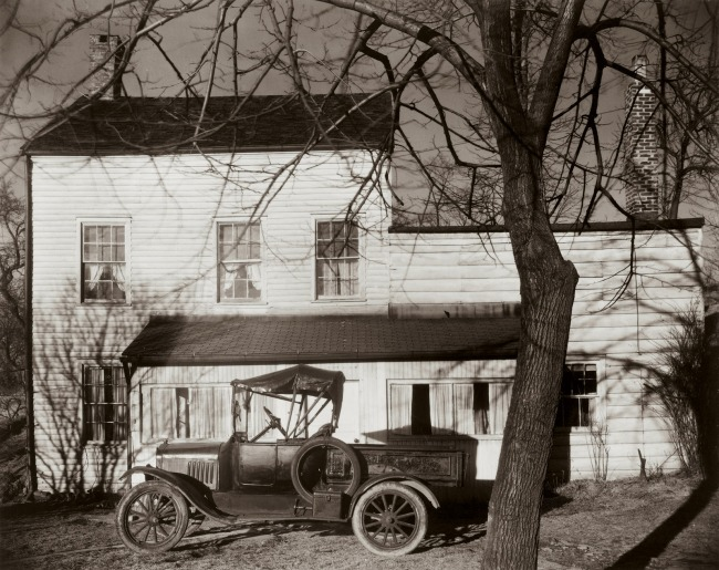 Walker Evans (1903-1975) 'Westchester, New York, farmhouse' 1931