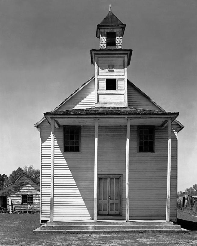 Walker Evans (1903-1975) 'Negroes' Church, South Carolina' March 1936