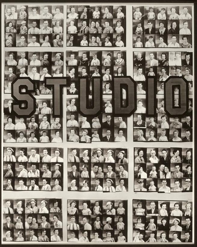 Walker Evans (1903-1975) 'Penny Picture Display, Savannah' 1936