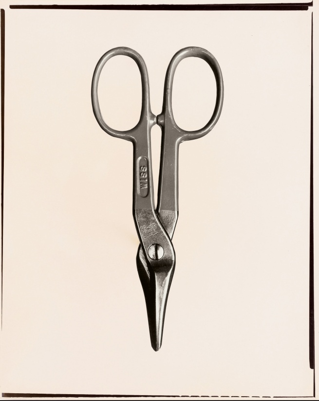 Walker Evans (1903-1975) 'Tin Snips by J. Wiss and Sons Co., $1.85' 1955