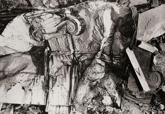 Walker Evans (1903-1975) 'Stamped Tin Relic' 1929