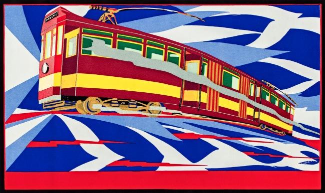 Ivor Francis (England 1906-Australia 1993, Australia from 1924) 'Speed!' 1931