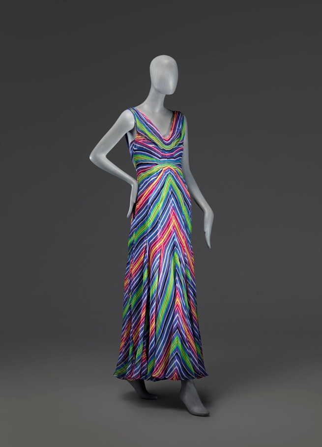 Unknown, Australia 'Evening dress' c. 1935