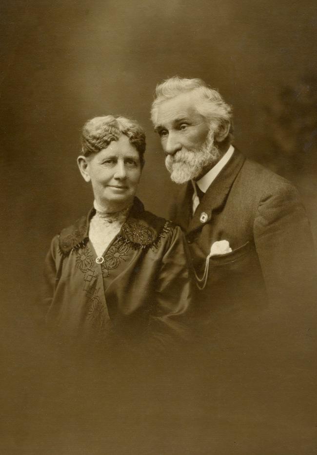 Regent Studios. 'Jane and Thomas Mathewson' 1920s