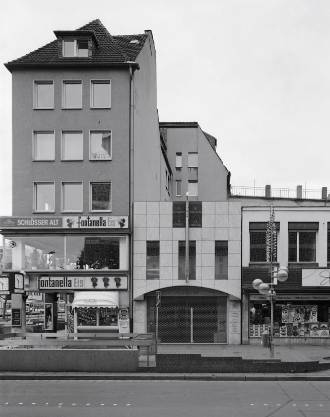 Volker Döhne (b. 1953) 'Krefeld, Rheinstraße 82 (Reconstruction II)' 1990 (1992)