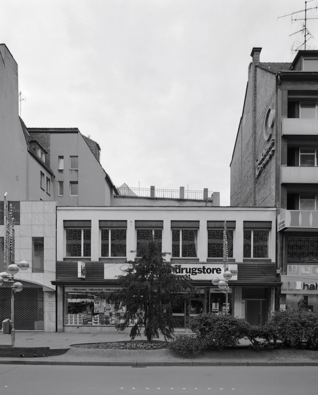 Volker Döhne (b. 1953) 'Krefeld, Rheinstraße 84 (Reconstruction II)' 1990 (1992)
