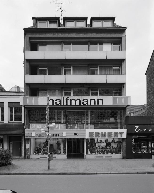Volker Döhne (b. 1953) 'Krefeld, Rheinstraße 86 (Reconstruction II)' 1990 (1992)