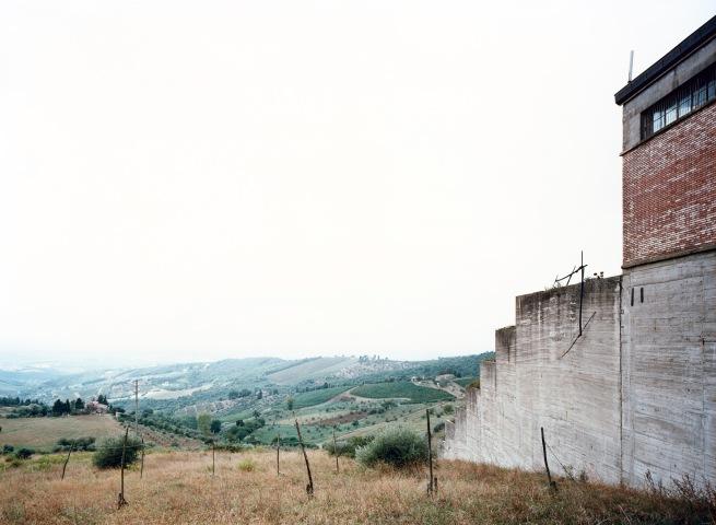 Axel Hütte (*1951) 'Castellina' 1992 (2015)