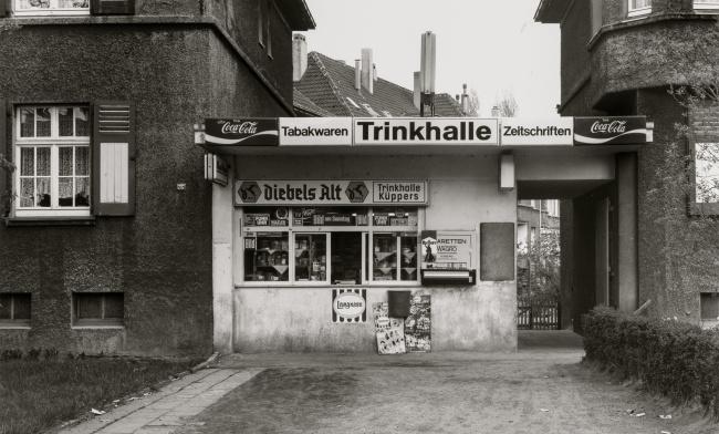 Tata Ronkholz (1940-1997) 'Düsseldorf, Germany, Konkordiastraße 85' 1978