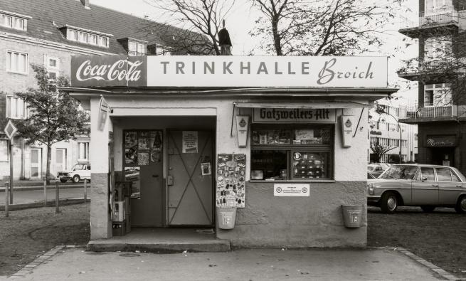 Tata Ronkholz (1940-1997) 'Dusseldorf, Sankt-Franziskusstraße 107' 1977