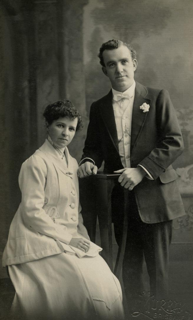 Murray Studios. 'The Noonans' 1916-1919