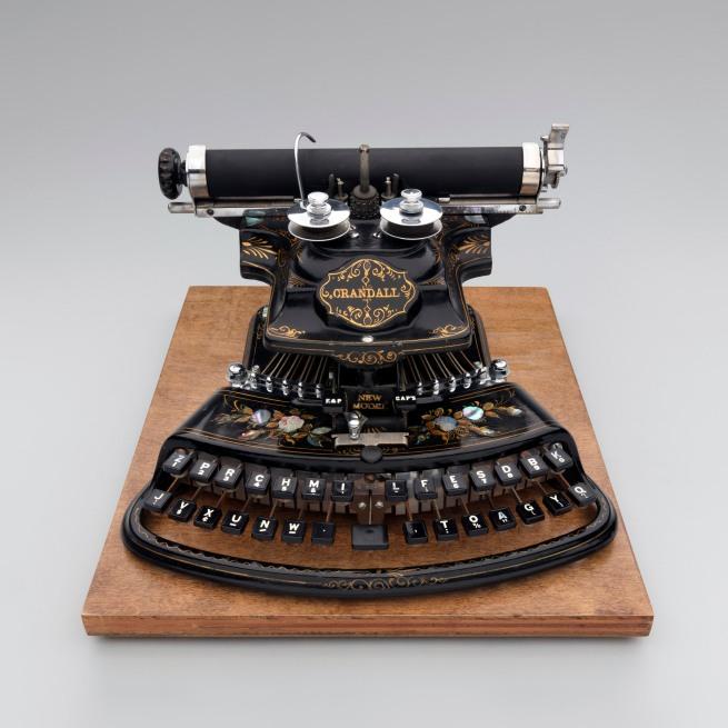Crandall New Model c. 1890