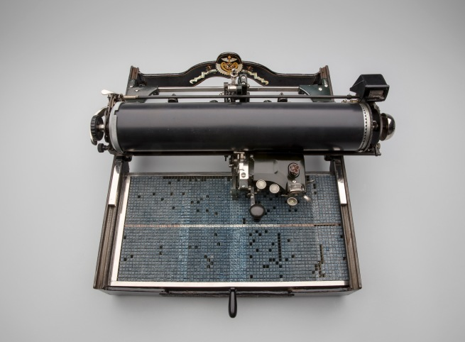Japanese Typewriter 1940