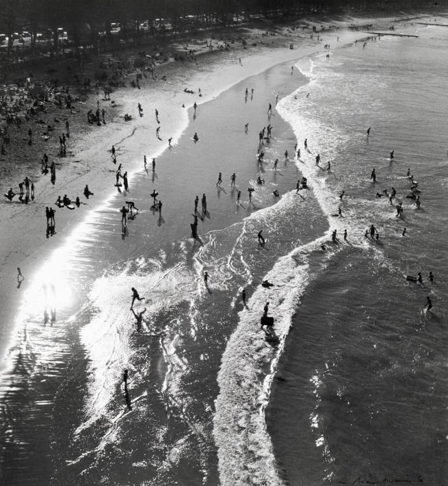 Max Dupain (Australia 1911-92) 'Manly' 1938, printed c. 1986