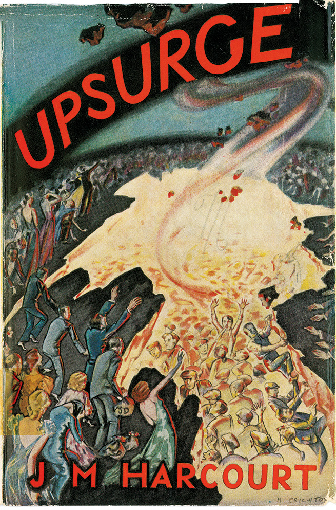 J. M. Harcourt (writer) John Long (publisher) 'Upsurge' 1934