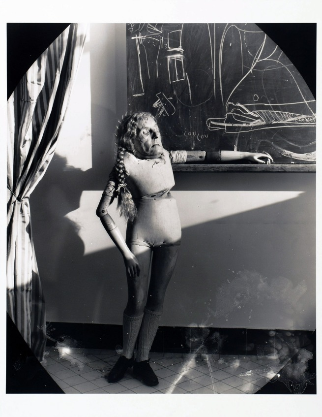 Joel-Peter Witkin (American, 1939-) 'Bad Student' 2007
