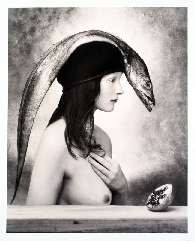 Joel-Peter Witkin (American, 1939-) 'Imperfect Thirst' 2016