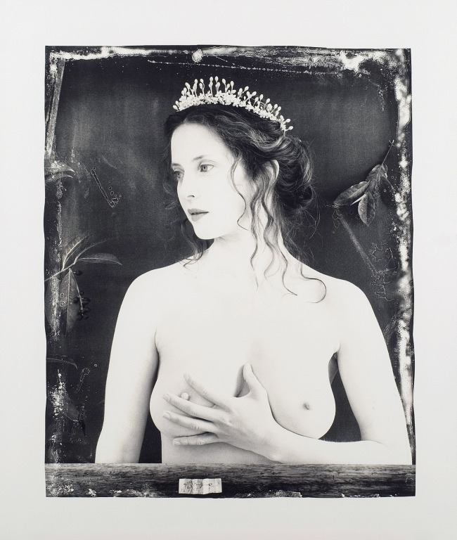 Joel-Peter Witkin (American, 1939-) 'La Giovanissima' 2007