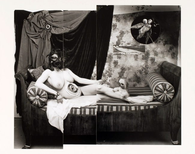 Joel-Peter Witkin (American, 1939-) 'Mother Of The Future' 2004