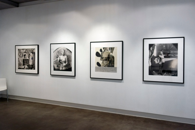 Installation view of the exhibition 'Joel-Peter Witkin - Photographs 1980-2016' at William Mora Galleries, Melbourne