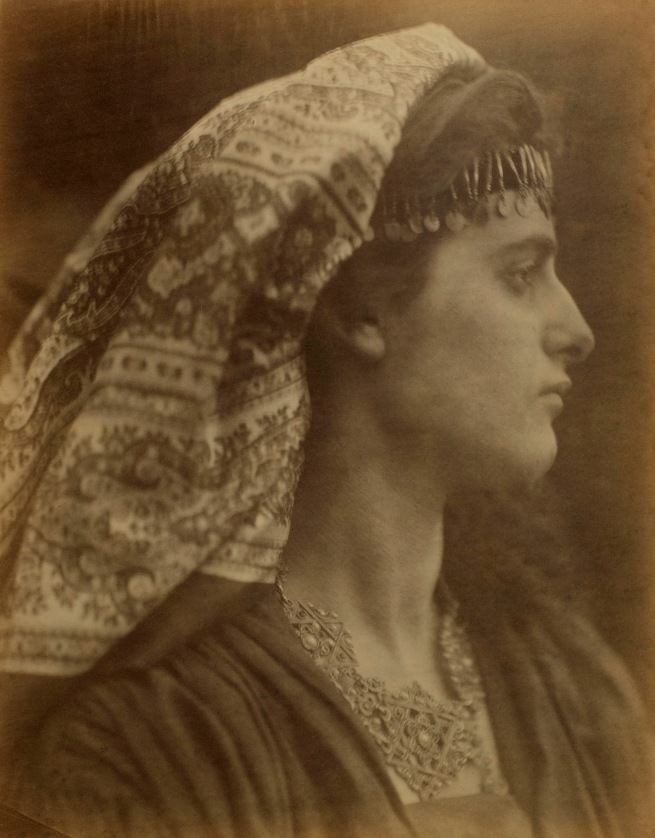 Julia Margaret Cameron. 'The Mother of Salome' 1870