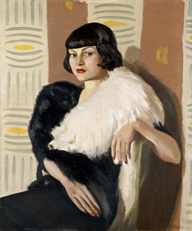 Arthur Challen 'Miss Moira Madden' 1937