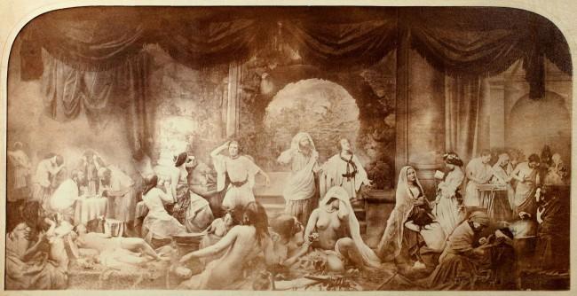 Oscar Gustave Rejlander. 'The Two Ways of Life' 1857