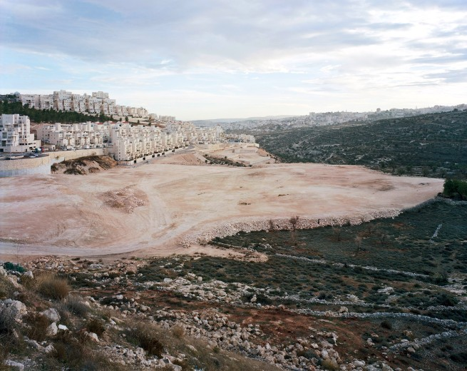 Thomas Struth (born 1954) 'Har Homa, East Jerusalem' 2009