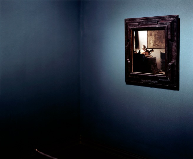 Thomas Struth (born 1954) 'National Gallery 2, London' 2001